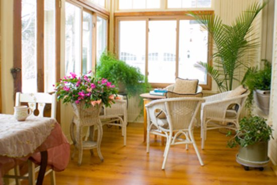 Morrisville, VT : sunroom