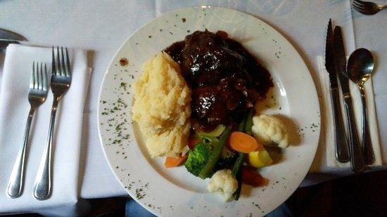 Swellendam, Sudáfrica: De Vagebond Restaurant