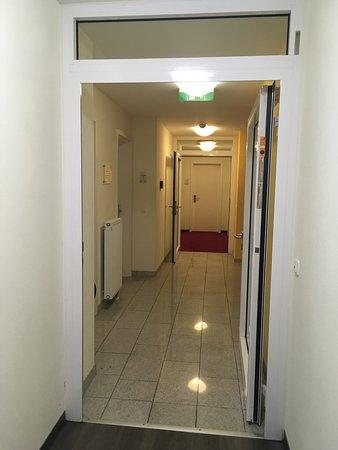 Bodenseehotel Immengarten: Hotel corridor