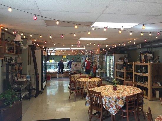 Naperville, IL: Interior of Kreger's