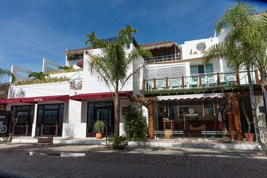 Potret Hotel Casa Ticul
