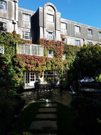 Ένις, Ιρλανδία: Hotel front