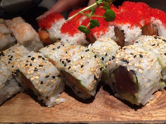 sushi frederiksberg alle