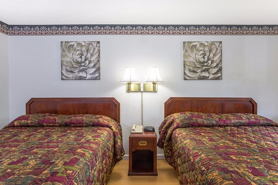 Athen, OH: Two Queen Beds