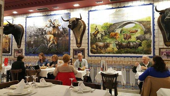 imagen La Taurina en Madrid