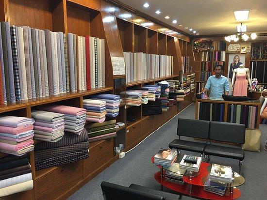 Thai Armani Suit International