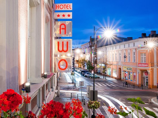 Hotel Awo: Widok na ulicę