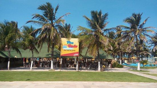 Vira Verao : Frente da Barraca Vira Verão.