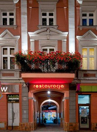 Hotel Awo: Wejście