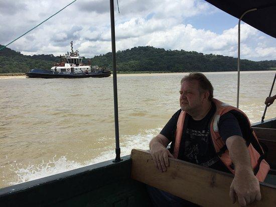 Las Cumbres, Panama: Ulrich sul Canal