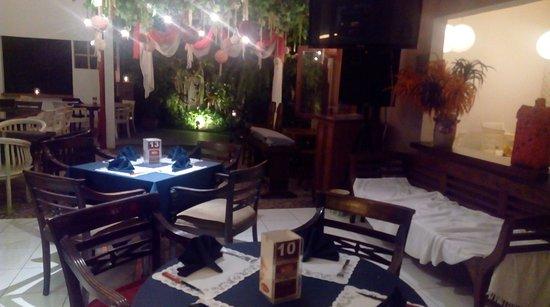 Cafe Bunga Bali The Room