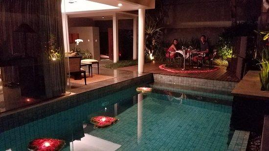 Royal Kamuela Ubud: Celebrating our honeymoon