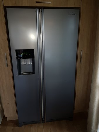 Sutton on the Forest, UK: The HUGE Fridge!
