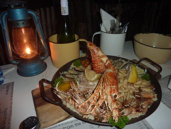 die walskipper the big sea food