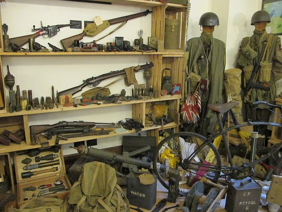 Museum of Allied Forces
