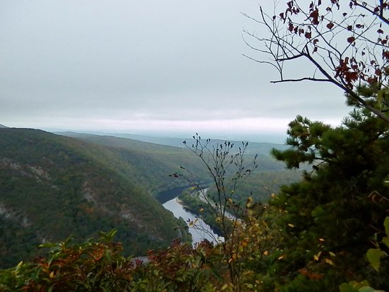 Columbia, Nueva Jersey: Del Water Gap overlook