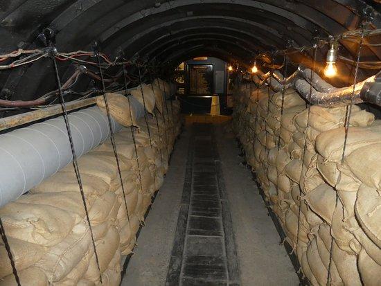 Tunnel - Picture of Allied Museum (Alliierten Museum