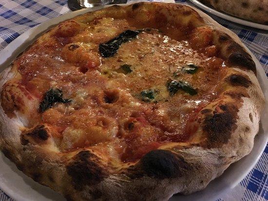 Pizzeria Koala : Pizza Vesuvio