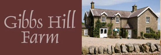 Gibbs Hill Farm: Holiday cottages, bunkhouse and B&B in rural Northumberland