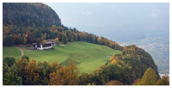 Montagna, Italia: Phänomenaler Ausblick