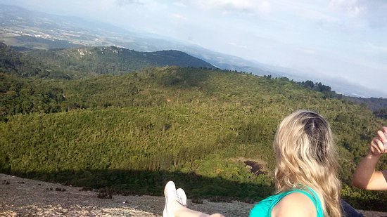 Monumento Natural da Pedra Grande Atibaia