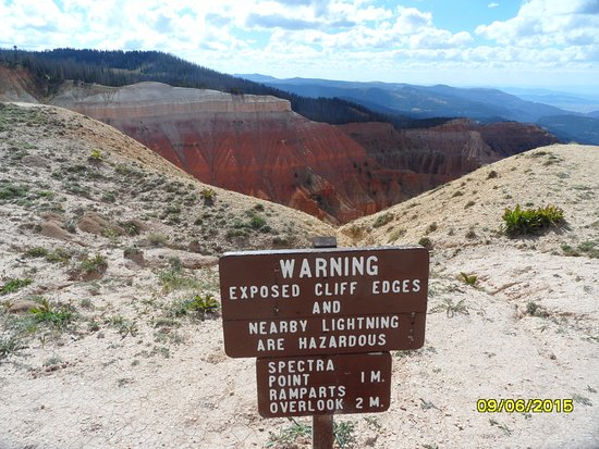 Cedar City, UT: Cedar Breaks trail