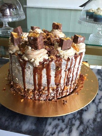 Holmfirth, UK: Yummy homemade cakes