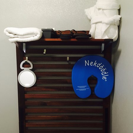 Salem, Oregón: Some of the amenities we provide in every room!