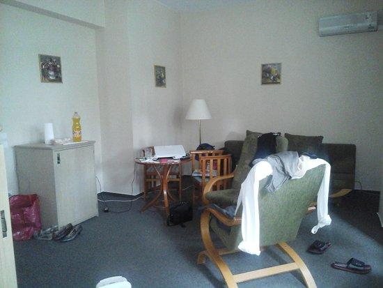 CE Quelle Hotel: wohnzimmer,
