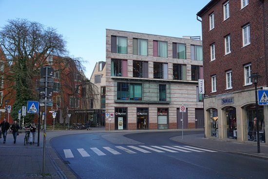 beautiful modern hotel building picture of h4 hotel muenster rh tripadvisor in