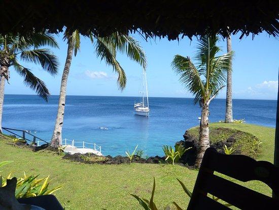 Paradise Taveuni: 6 mooring