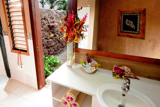 Paradise Taveuni: New bathrooms