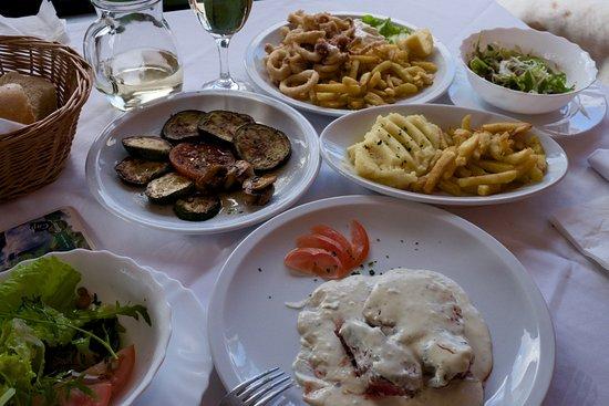 Sukosan, Croatie : Beefsteak