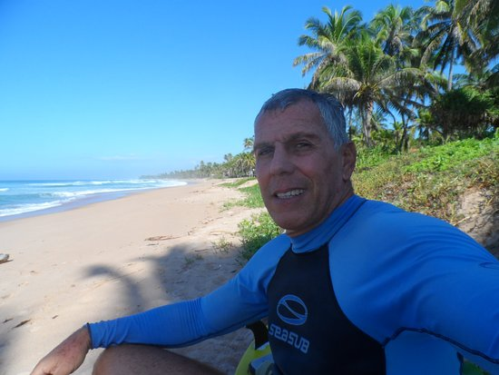 Lauro de Freitas, BA: Praia virgem