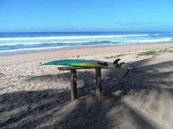 Lauro de Freitas, BA: descanso das ondas