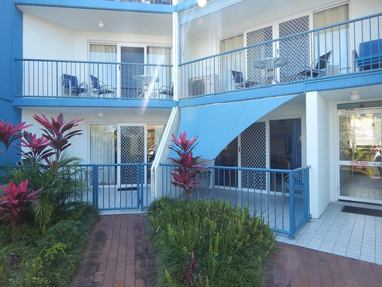 Tranquil Shores Holiday Apartments Resmi