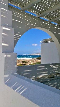 Stelida, Grecia: Panorama dalla camera