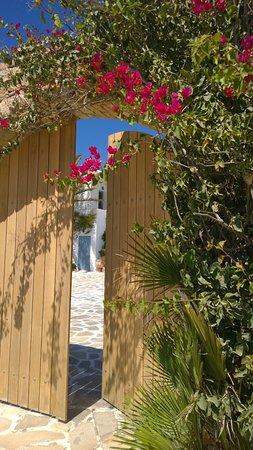 Stelida, Grecia: Villa Marandi Luxury Suites: portoni d'ingresso