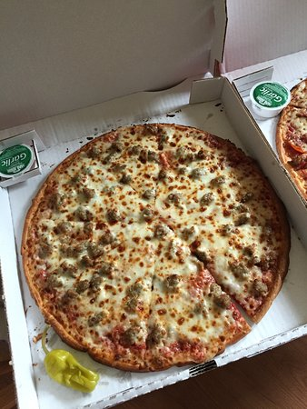 Papa John's Pizza - Irvington