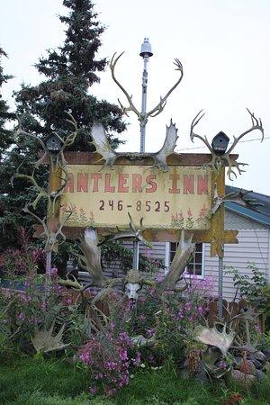 King Salmon, AK: Antlers Inn