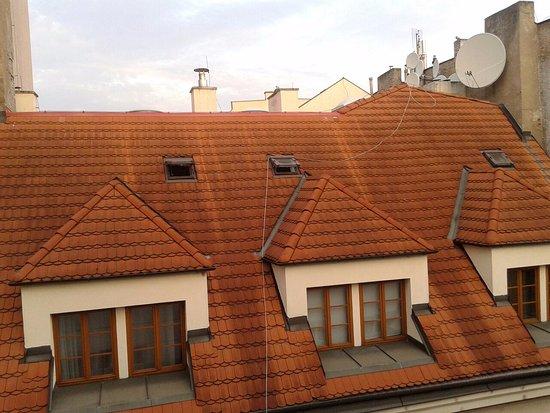 Andante Hotel: вид с балкона