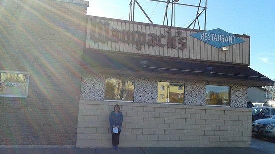 Shakopee, MN: Wampach's Restaurant Incorporated