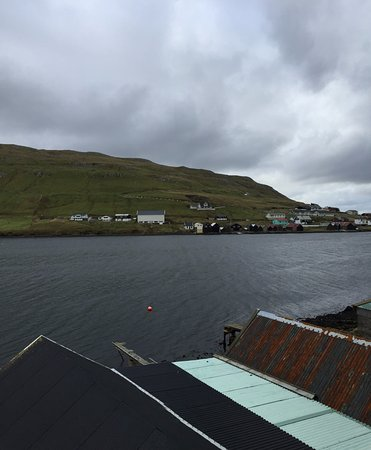 Vagur, Faroe Islands: Det her er da fantastisk