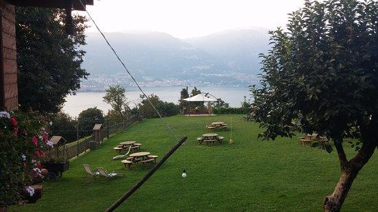 Pisogne, Italy: La vista sul Lago