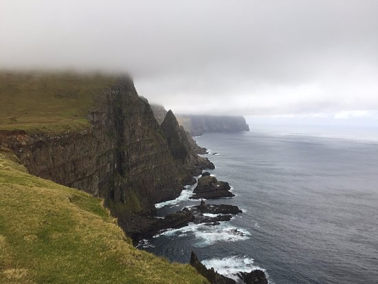 Vagur, Faroe Islands: Drivtåge