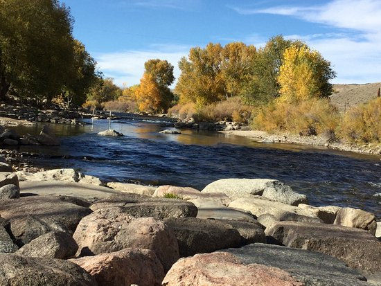 Salida, CO: Arkansas River in Colorado