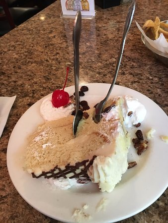 Manny's Uptown: Tres leches