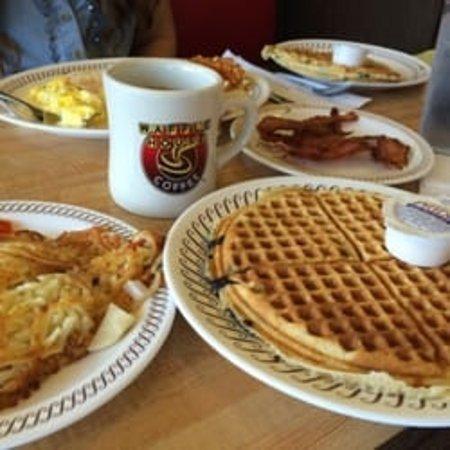 Norman, OK: Waffle House