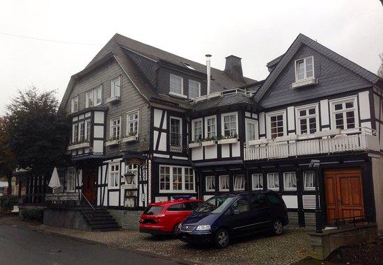 Landhotel Albers im Herbst 2016