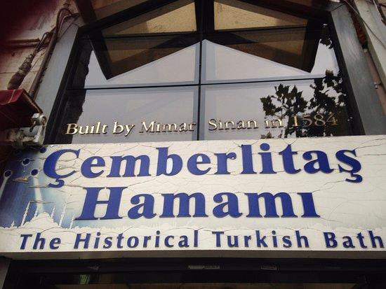 Baño Turco Kadirga Hamami Estambul: Hamami (Turkish Sauna)!!!: fotografía de Cemberlitas Hamami, Estambul